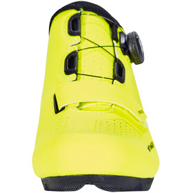 Bontrager Espresso Road Shoes Men Flourescent Yellow